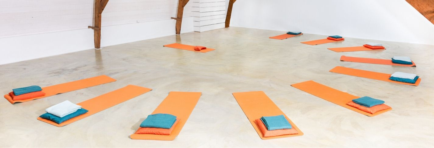 Yoga Ademcoaching zwangerschapscursus Vitaal Bedrijf