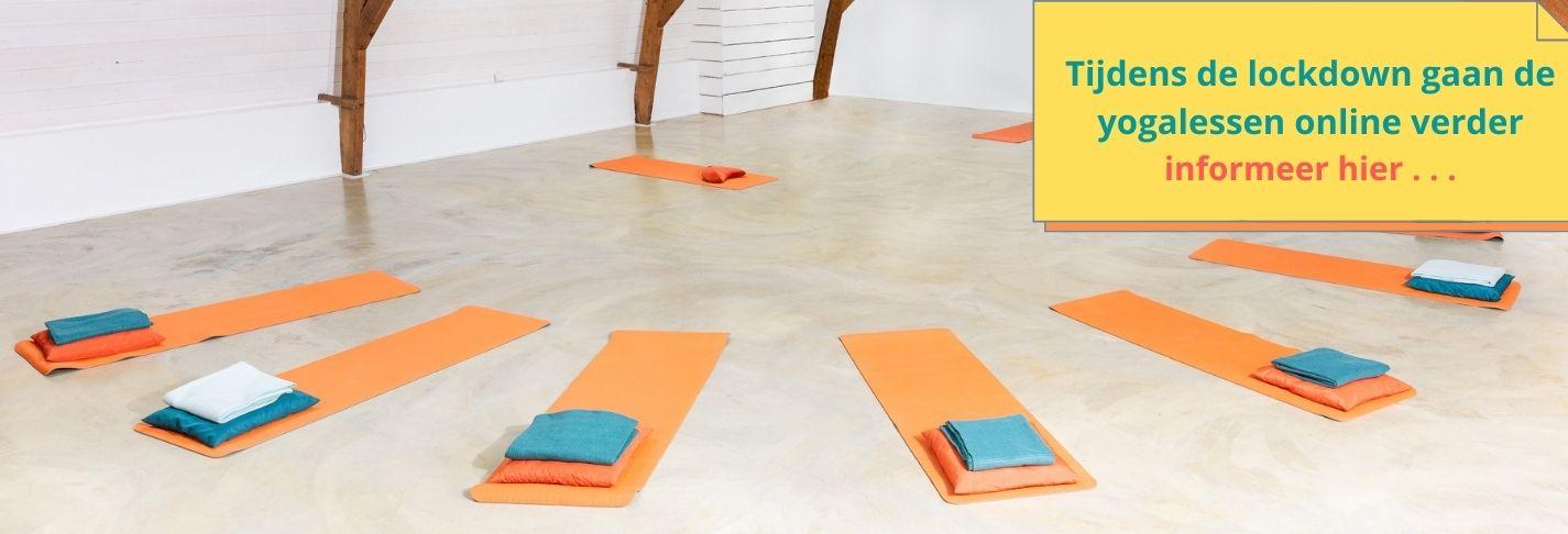 Yoga Online Cuijk Zoom